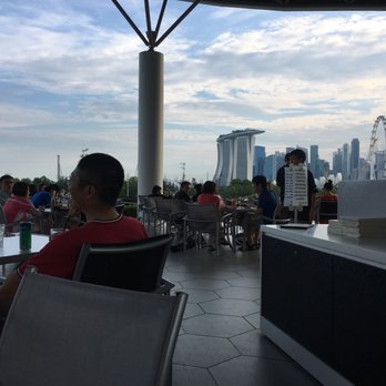 Photo of Canopy Cafe - Singapore Singapore & Canopy Cafe - Chinese - 80 Rhu Cross Marina Bay Golf Course ...