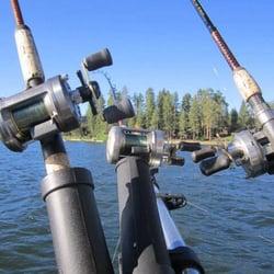 Lucky bear fishing charters 29 photos 34 reviews for Fishing in big bear
