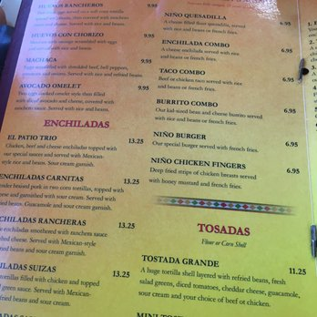 El Patio Restaurant - 56 Photos & 109 Reviews - Mexican - 4351 ...