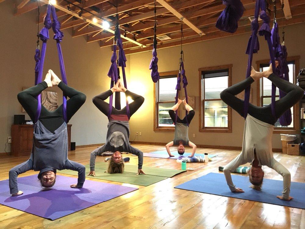 Yoga Hive - Whitefish: 407 E 1st St, Whitefish, MT