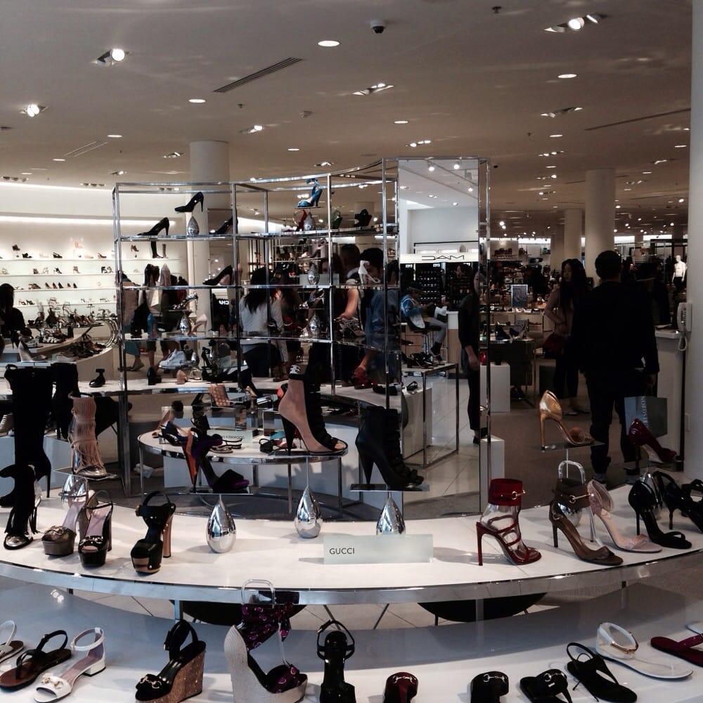 Nordstrom The Grove >> Women S Shoe Dept Mmmm Yelp
