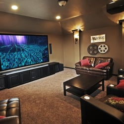 Flat Panel Pros Home Theatre Installation 15900 Se 13th Cir Vancouver Wa Phone Number Yelp