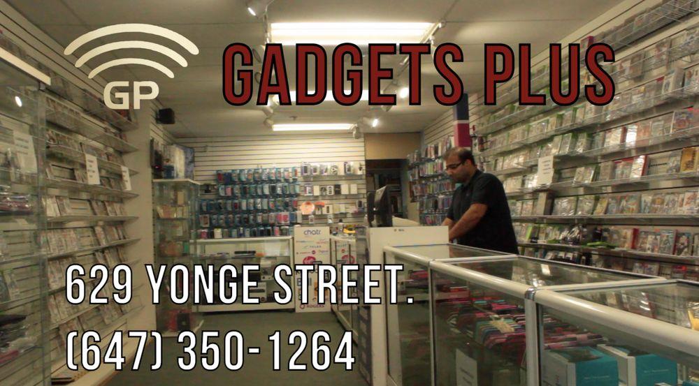 Gadgets Plus