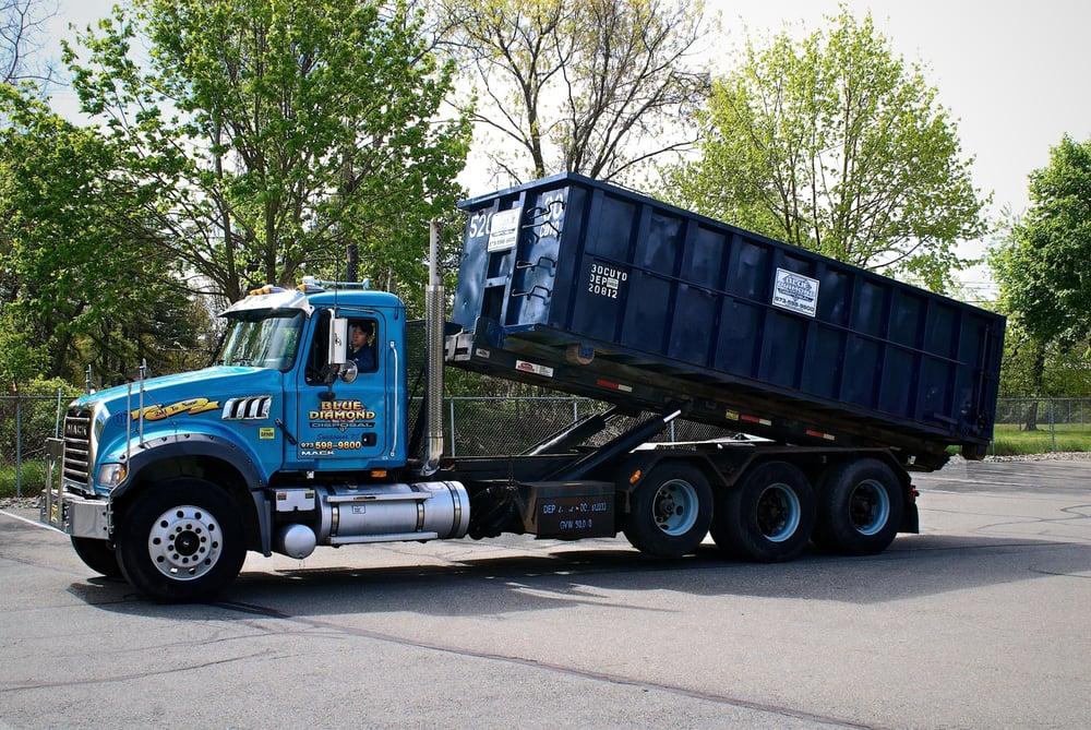 Blue Diamond Disposal: 5 Howard Blvd, Mt Arlington, NJ