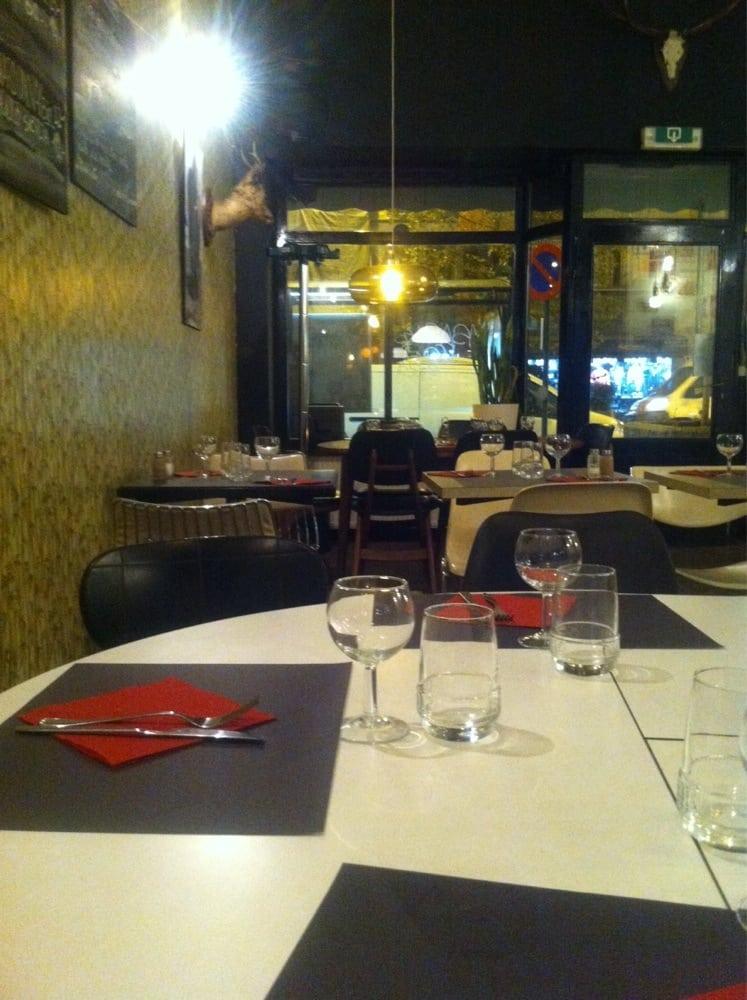 Kika 22 photos 18 avis cuisine européenne moderne bd anspach 177 anneesens bruxelles restaurant avis yelp