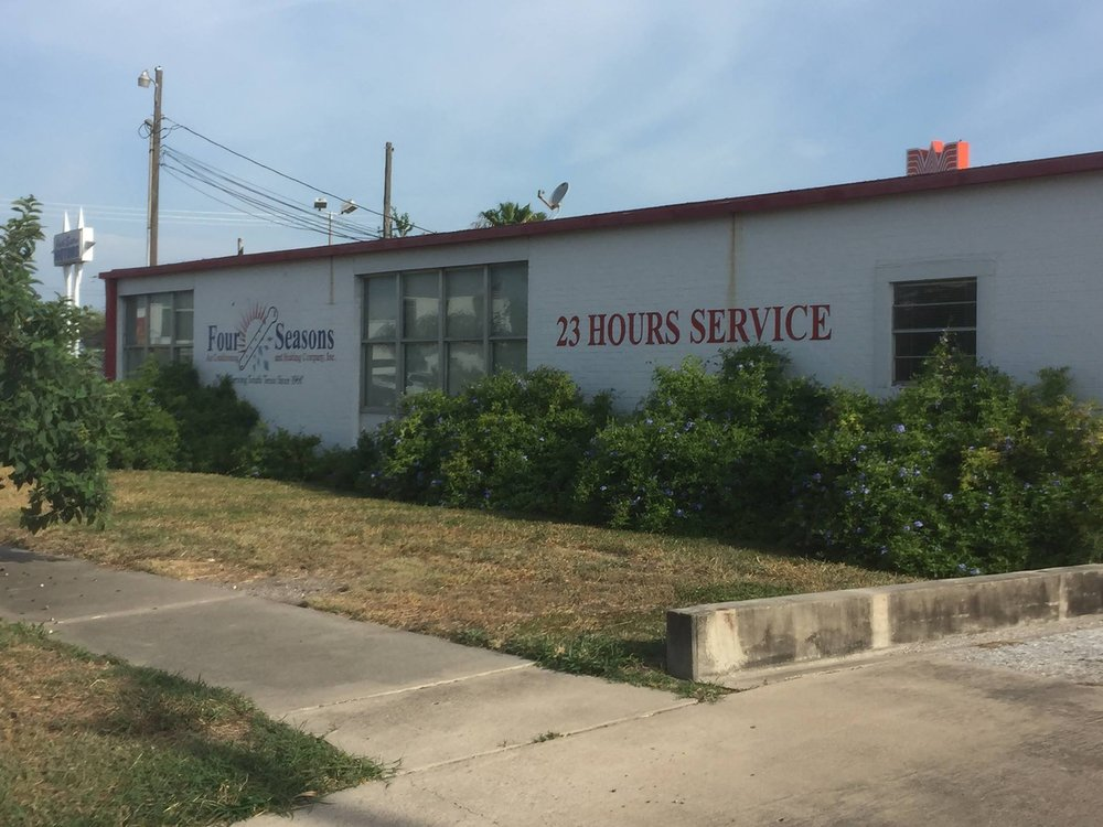 Four Seasons Air Conditioning and Heating Company: 1010 E Fordyce Ave, Kingsville, TX