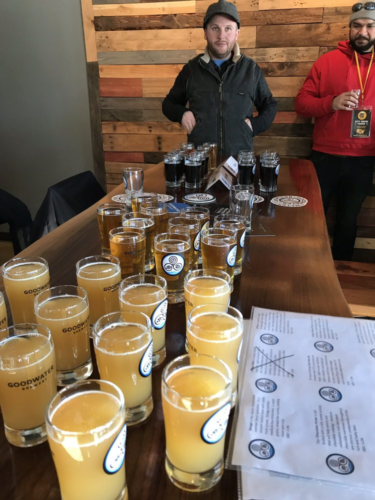 Burlington Brew Tours by City Brew Tours: 870 Williston Rd, South Burlington, VT