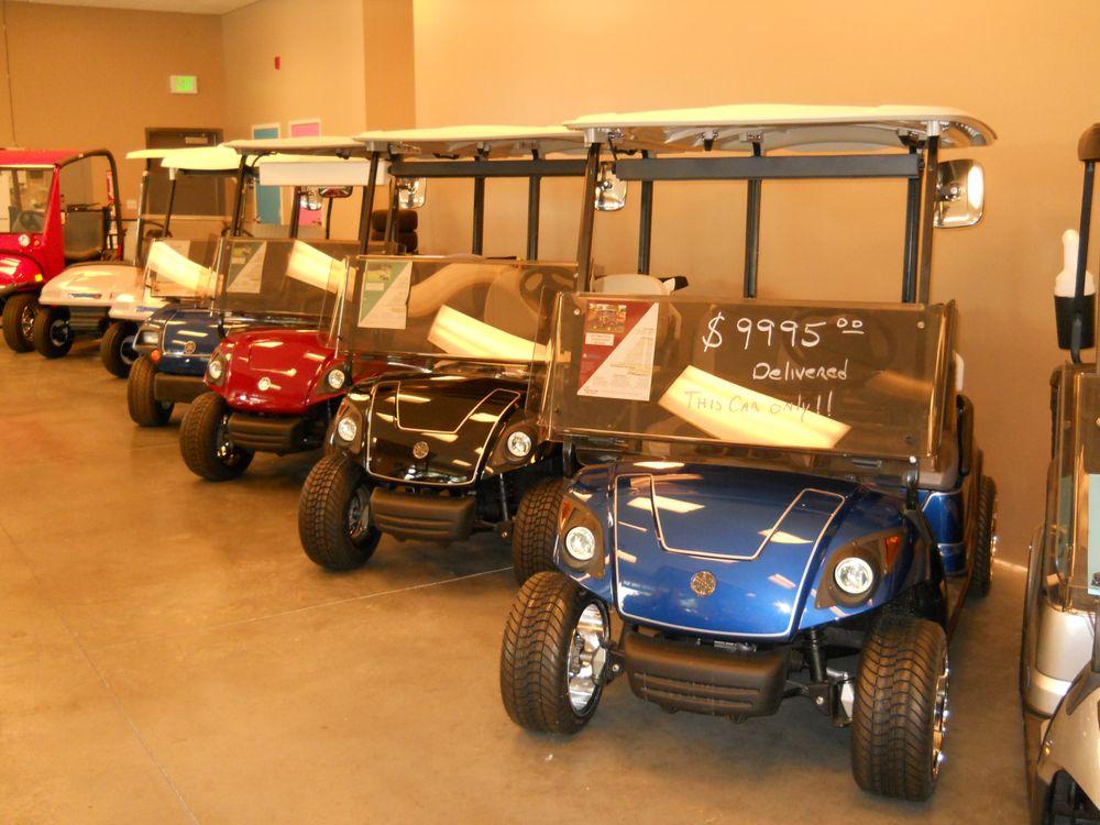 The Desert Golf Car: 39350 Berkey Dr, Palm Desert, CA