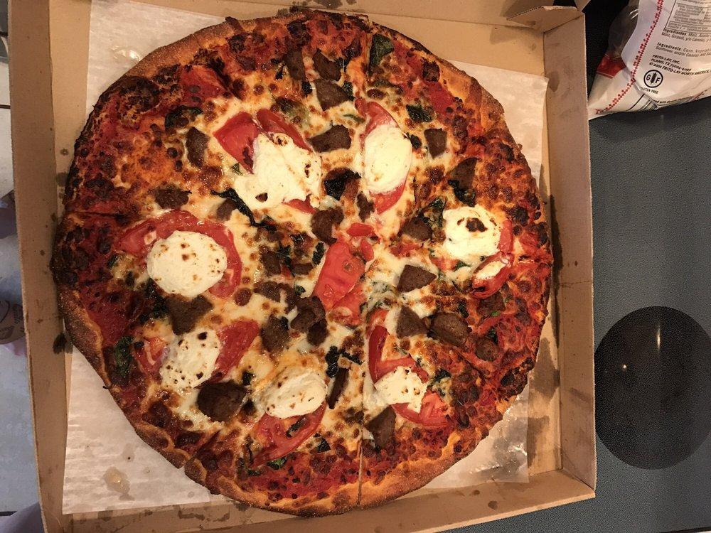 Captiva Island Pizza: 11513 Andy Rosse Ln, Lee, FL
