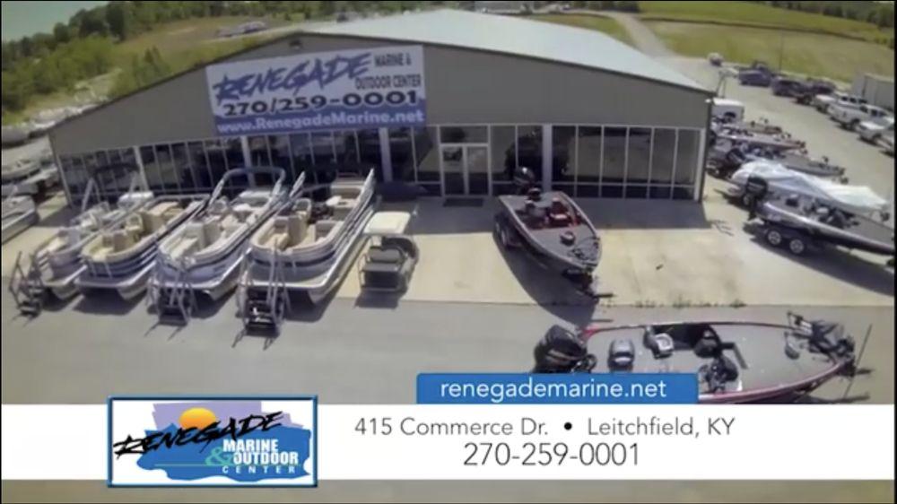 Renegade Marine & Outdoor Center: 415 Commerce Dr, Leitchfield, KY