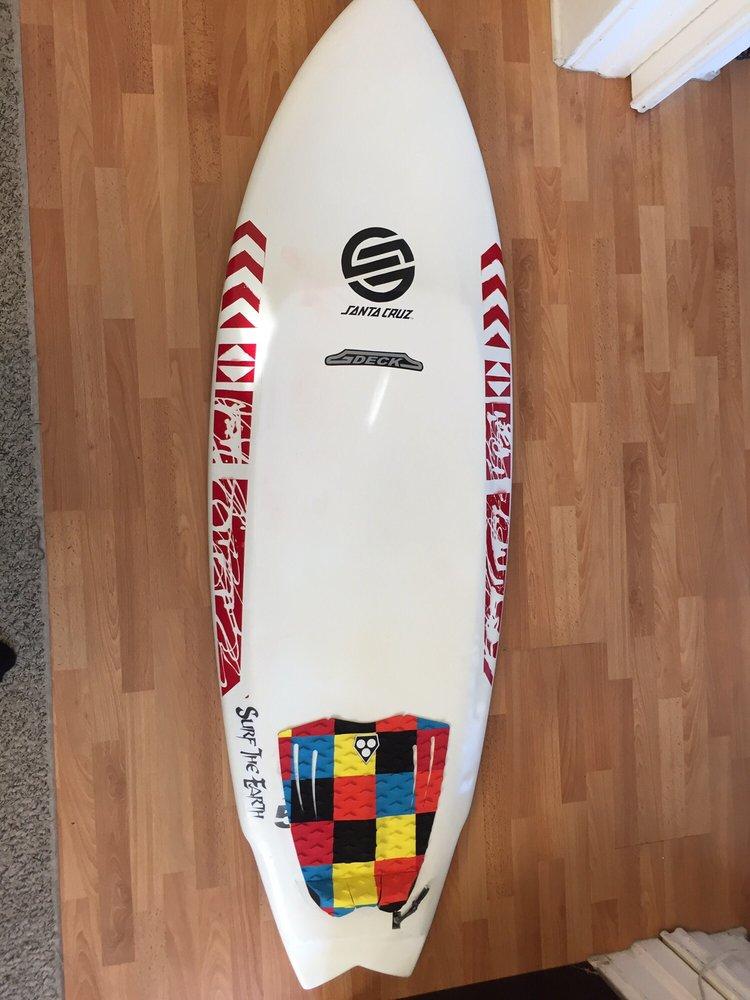 Alex Martins Surfboard Repair - (New) 10 Photos & 34 Reviews