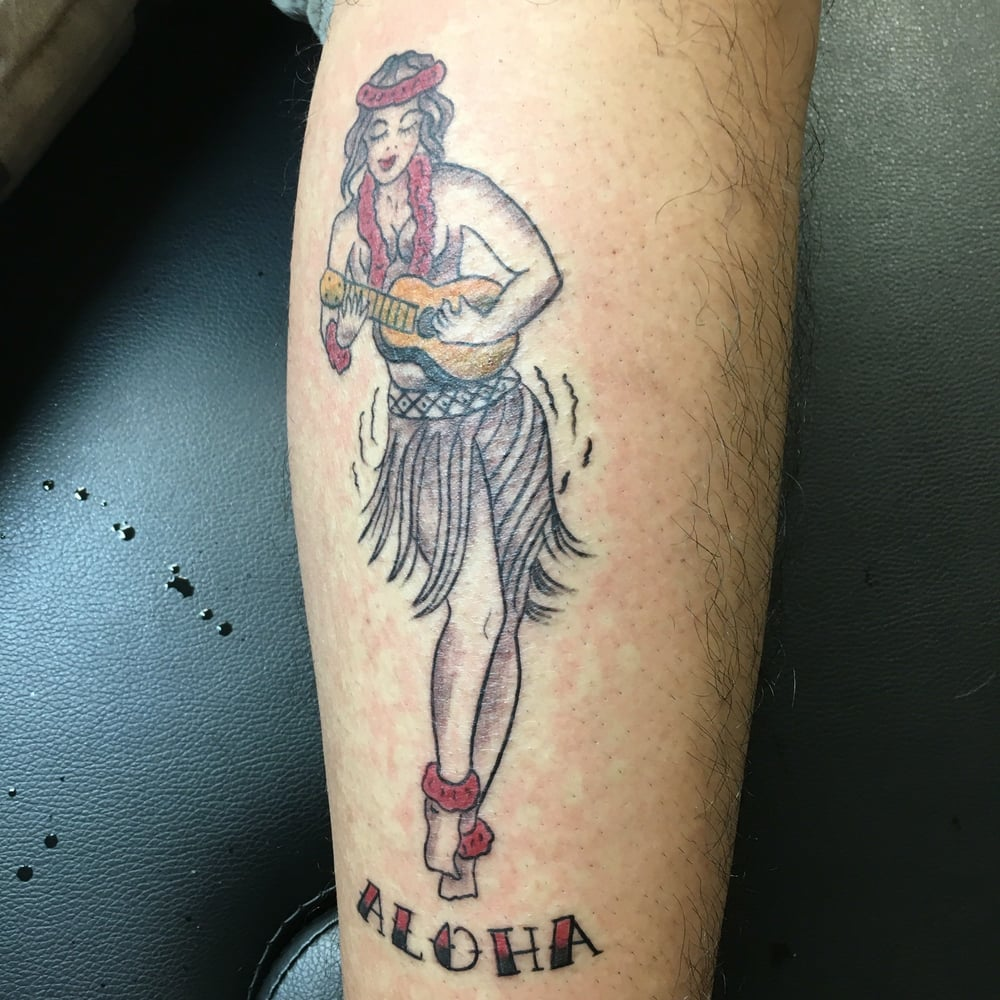 Sailor Jerry Hula Girl Yelp
