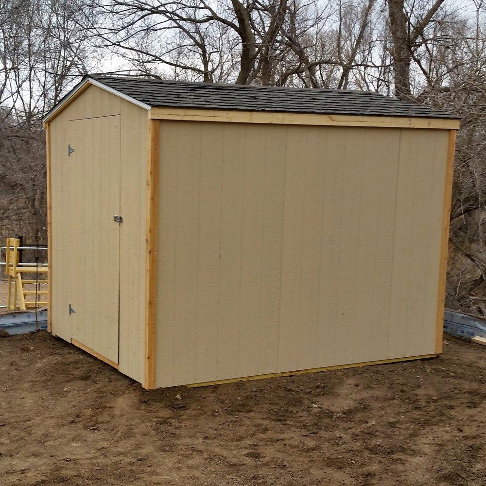 Kansas Shed Builder: 201 E Oneonta, Norcatur, KS