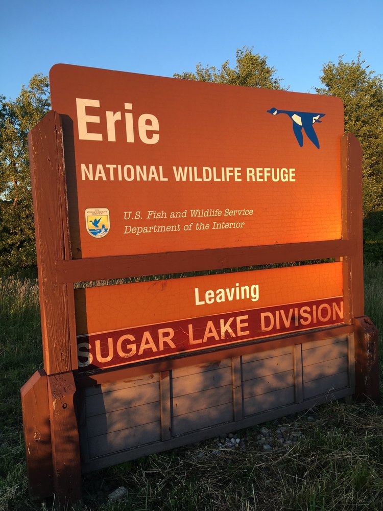 Erie National Wildlife Refuge: 11296 Woodduck Ln, Guys Mills, PA