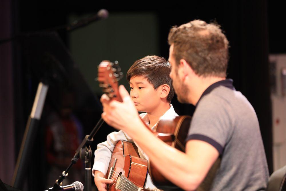 Opus Music School: 15155 Gale Ave, Hacienda Heights, CA