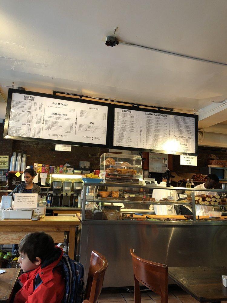 Sandwich Shoppe of NY: 60 Greenwich Ave, New York, NY