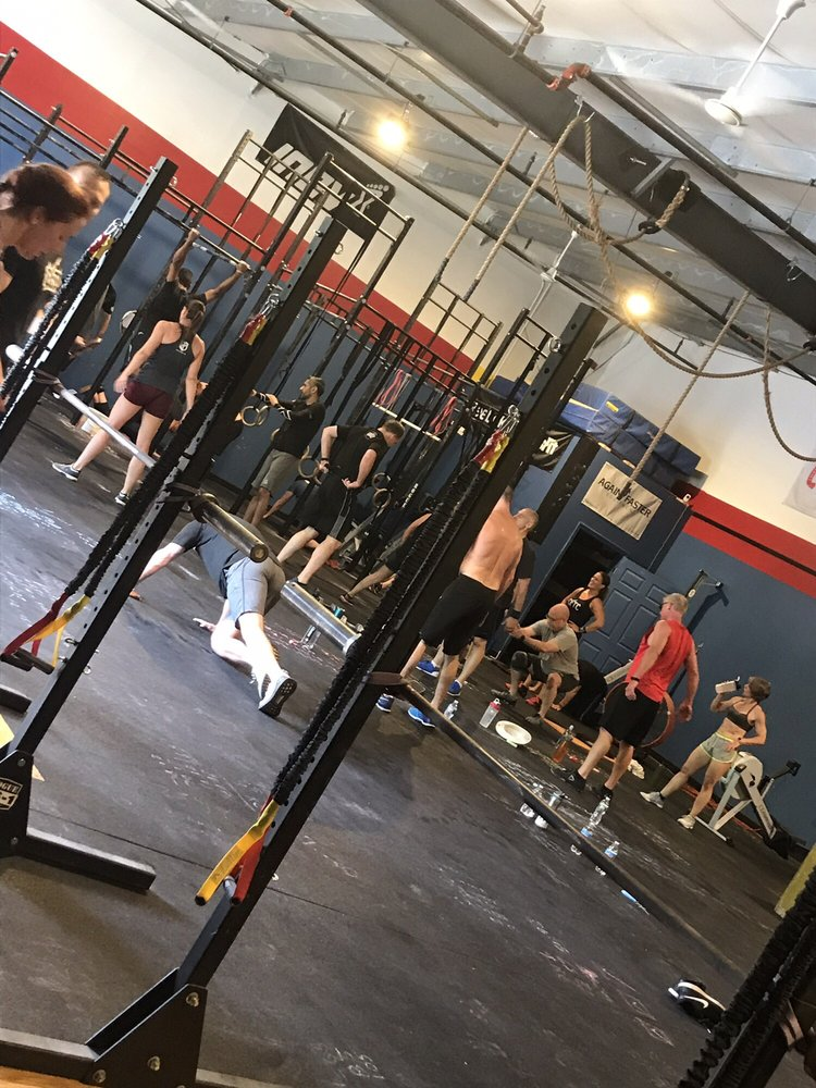 Social Spots from CrossFit Tri County