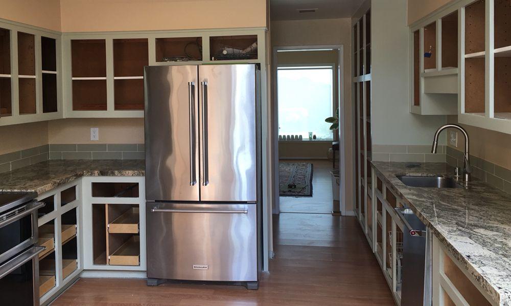Kitchen Cabinet Painting Petaluma Sonoma County Yelp