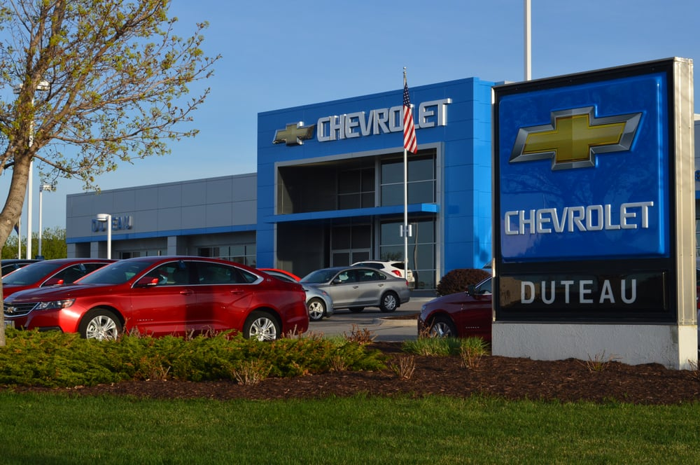 Photos for DuTeau Chevrolet - Yelp