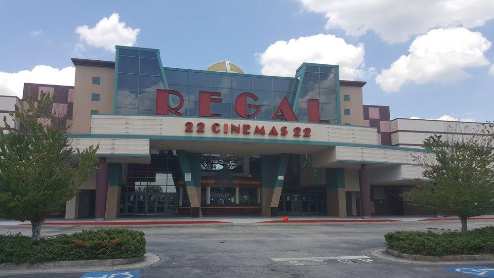 70 reviews of Regal Cinemas 22 @ Austell