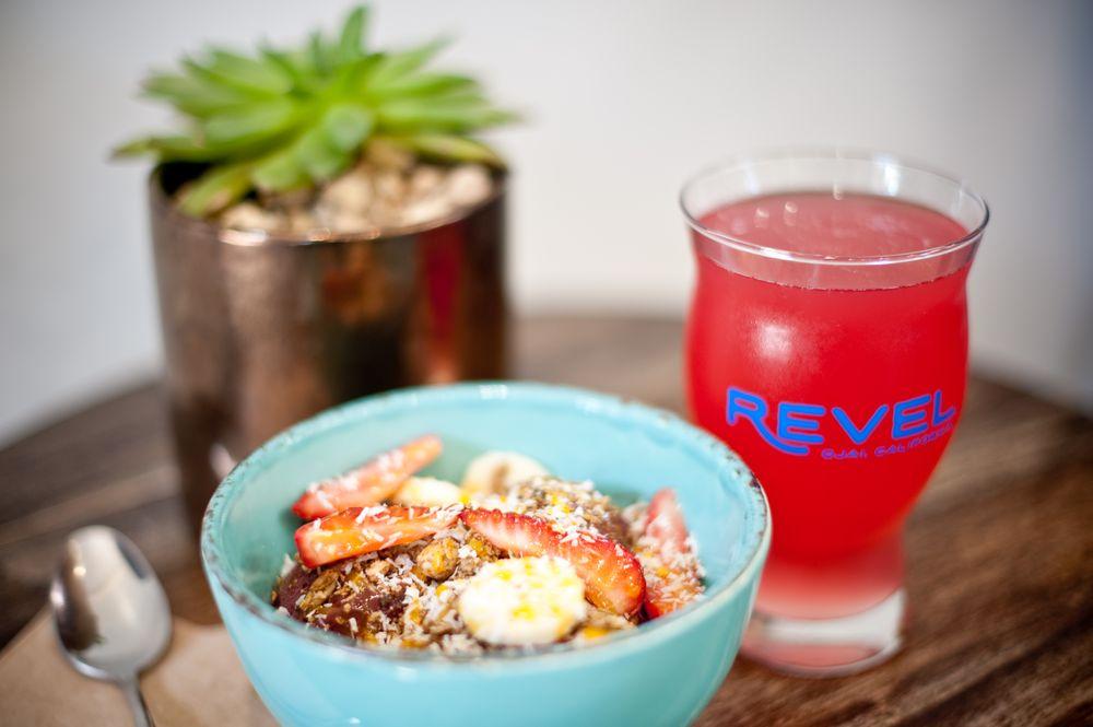 Revel Kombucha Bar & Acai Bowls