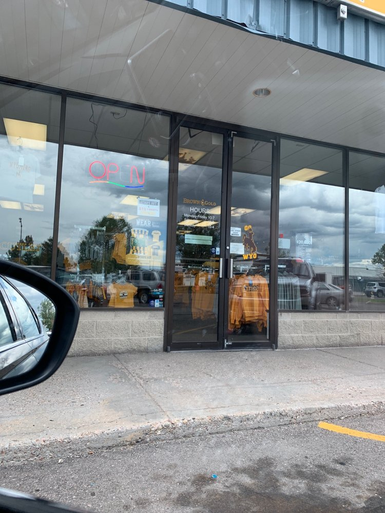 Brown and Gold Outlet: 1802 Dell Range Blvd, Cheyenne, WY
