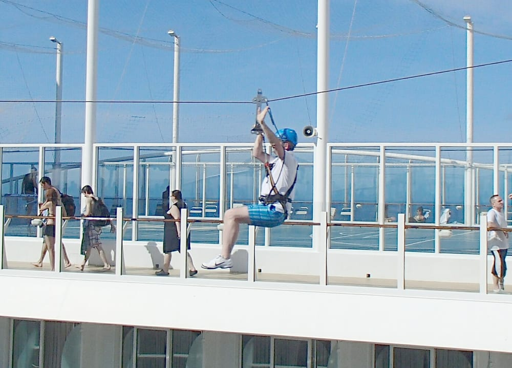 A zip liner yelp - Allure of the seas fort lauderdale port address ...