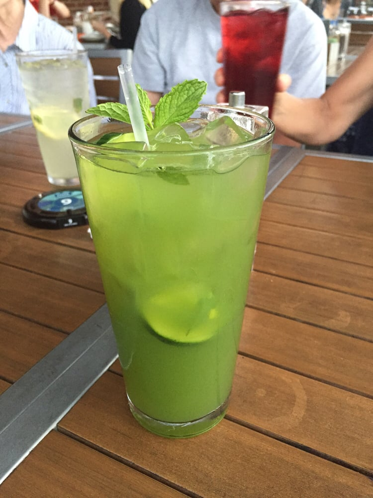 Cucumber Mint Water Yelp