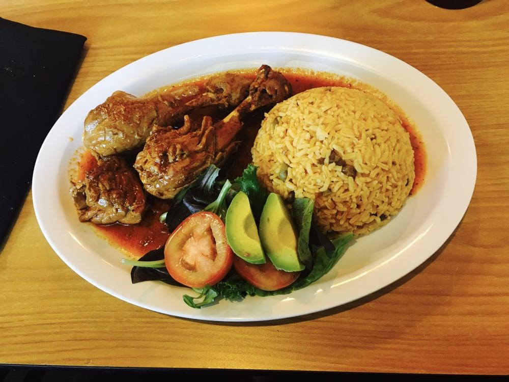 ... United States. Pollo Guisado - Dominican Republic Style Stewed Chicken