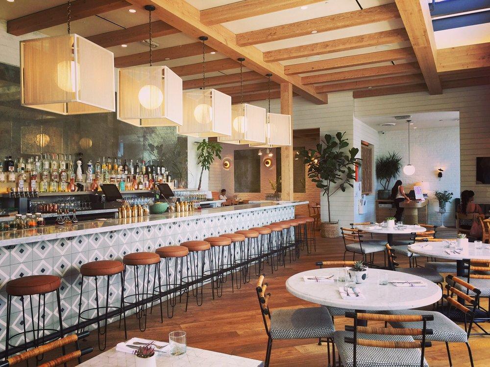Cafe gratitude newport beach yelp for Cafe jardin newport beach