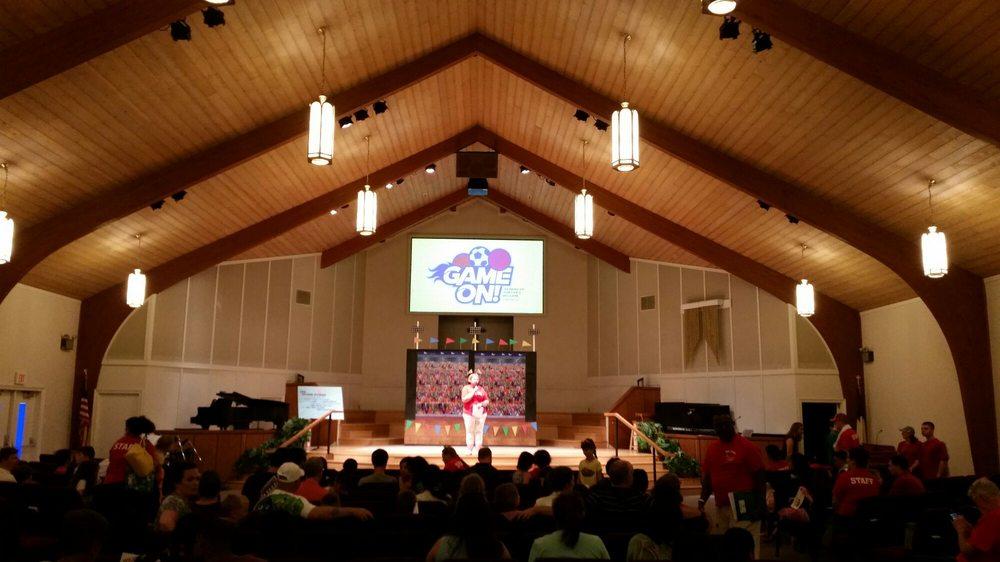 Redland Baptist Church: 6922 Muncaster Mill Rd, Derwood, MD