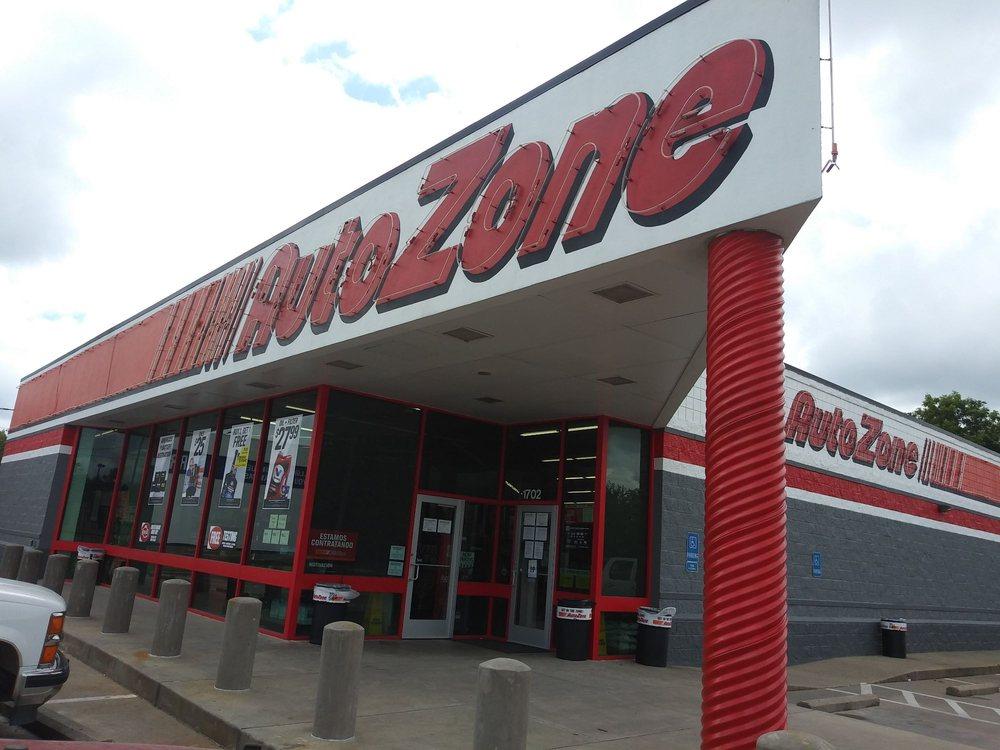 AutoZone Auto Parts: 1702 E Hwy 82, Gainesville, TX