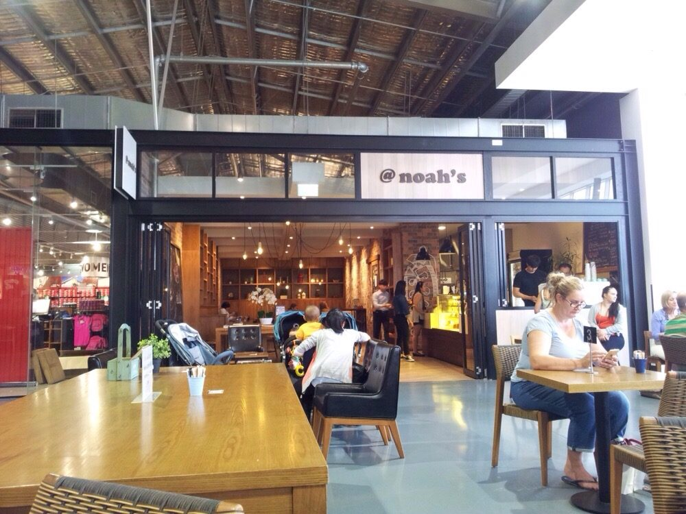 Cafe Noah at noah s cafes 1 underwood rd homebush south wales
