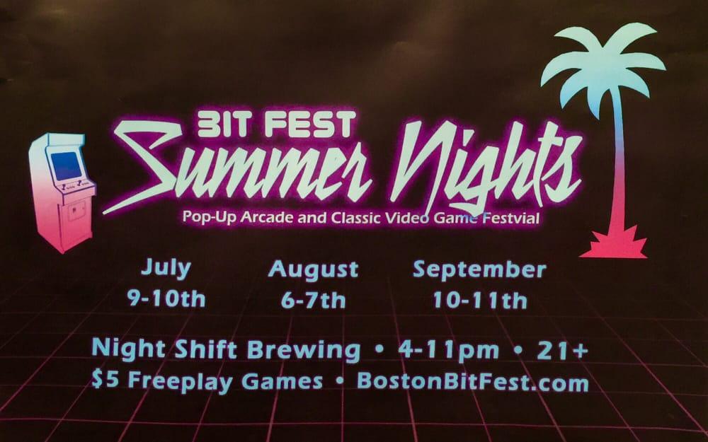 Boston Bit Fest: 87 Santilli Hwy, Everett, MA