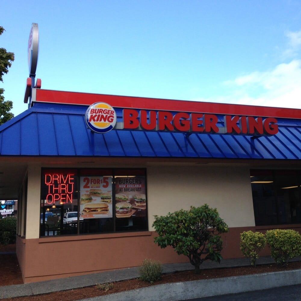 Burger King - Washington St, Stoughton, MA - Hours ...