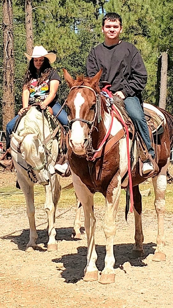 Kohl's Ranch Stables: 286 Kohl Rd, Payson, AZ