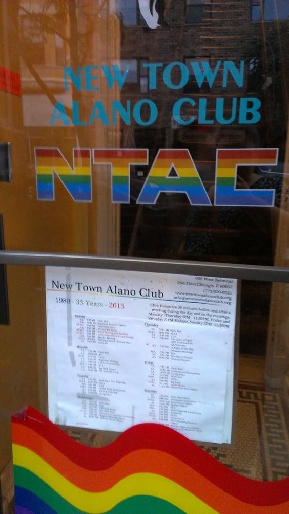 New Town Alano Club: 909 W Belmont Ave, Chicago, IL