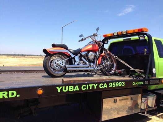 Towing business in Marysville, CA
