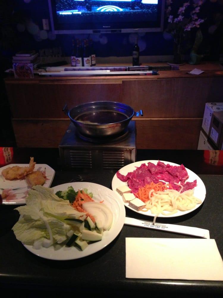 Shabu sukiyaki yelp for Aiyara thai cuisine temecula ca