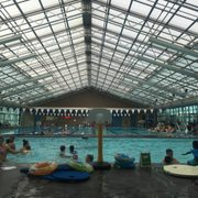 Mike shellito indoor pool 18 photos 36 reviews - Johnson swimming pool roseville ca ...