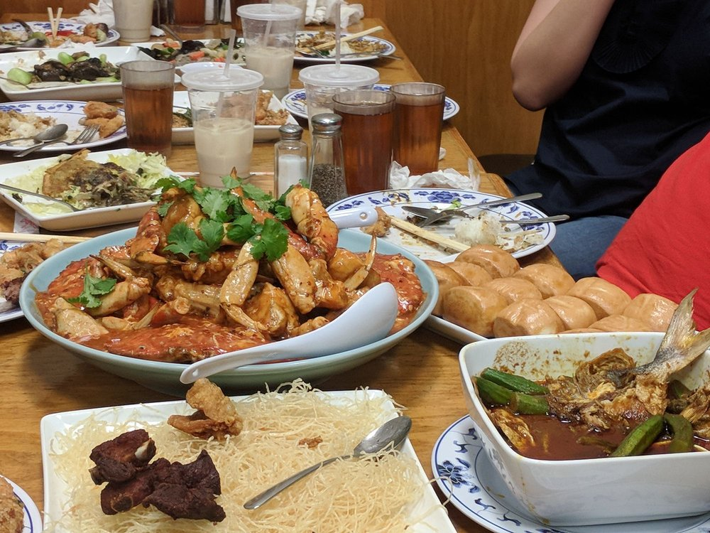 Food from Asian Noodle House