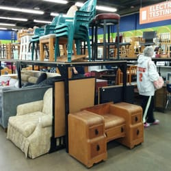 Photo Of Goodwill Bellingham   Bellingham, WA, United States. Furniture  Section.