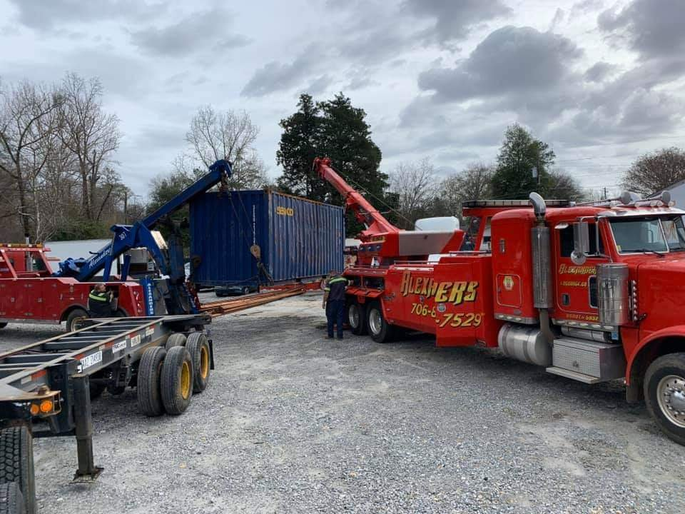 Towing business in LaGrange, GA
