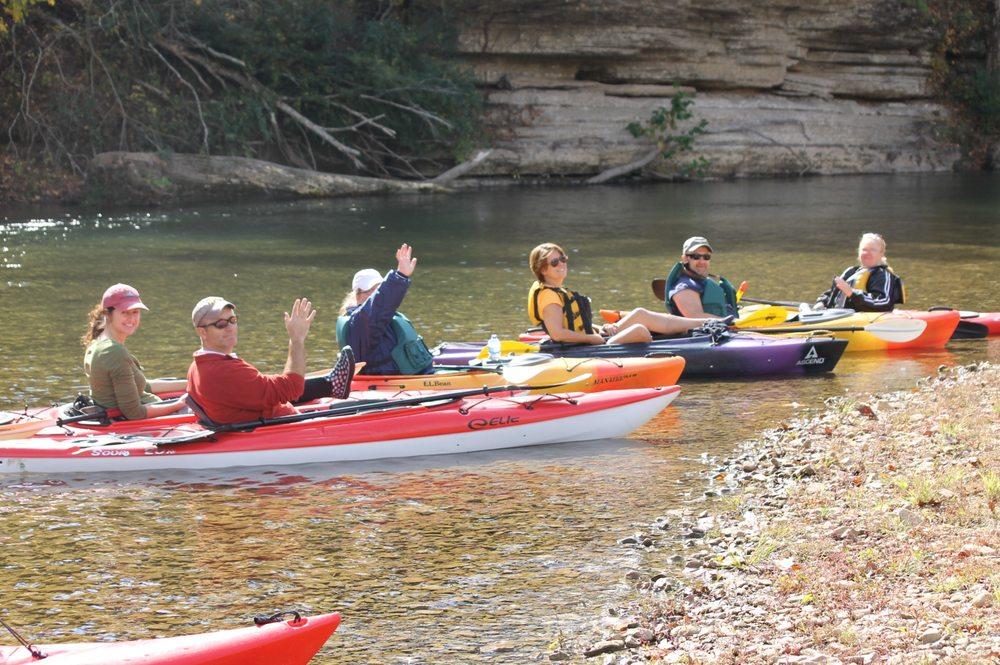 Nashville Kayak Lessons: 299 Lake Rd, Castalian Springs, TN