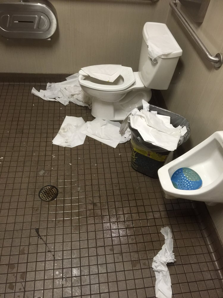 Rite Aid men\'s restroom. Wow! - Yelp
