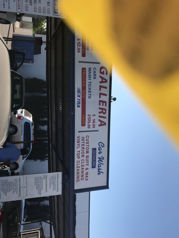 Car Wash Near Glendale Galleria