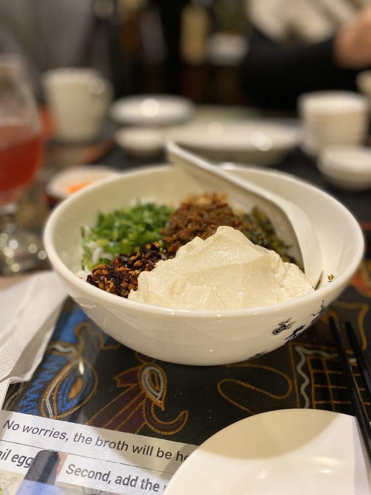 Little Yunnan Restaurant: 546 Fisgard St, Victoria, BC