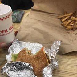 Five Guys 32 Photos 31 Reviews Burgers 2300 W Memorial Rd