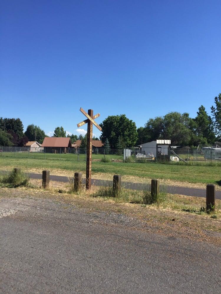 Wiard Park: 2800 Wiard St, Klamath Falls, OR