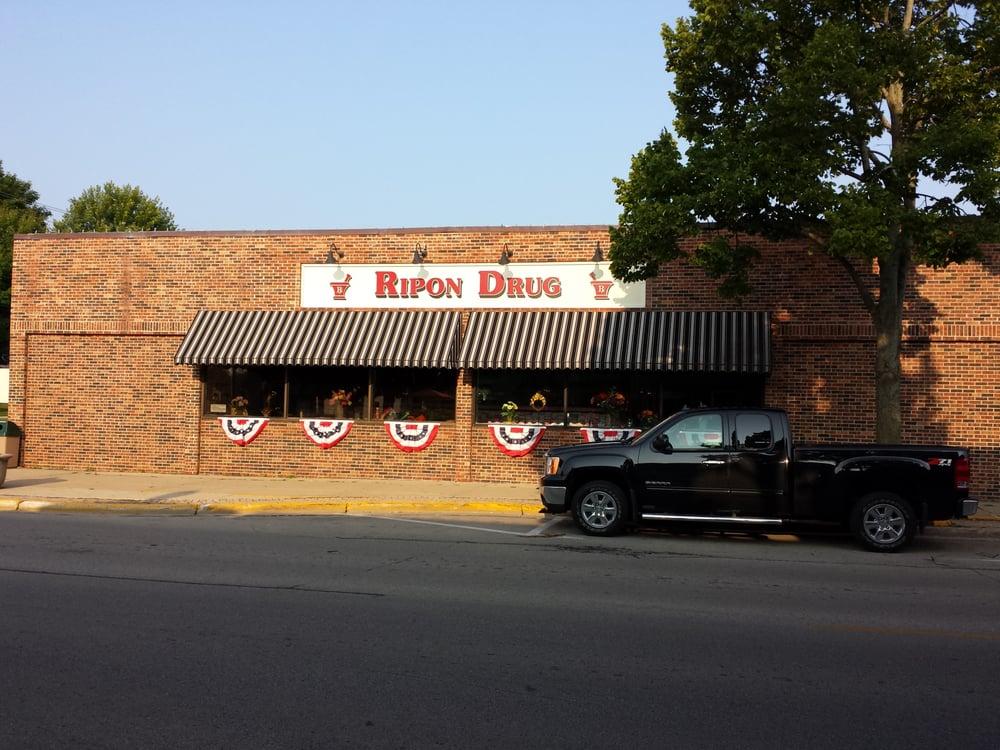 Ripon Drug: 328 Watson St, Ripon, WI